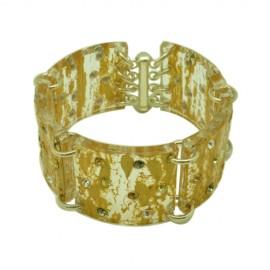 FaKaRa Liege Pink Gold Bracelet