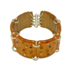 FaKaRa Swing Orange Bracelet
