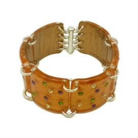 FaKaRa Swing Orange Bracelet
