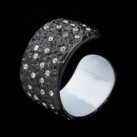 Nevada Black Cuff Bracelet