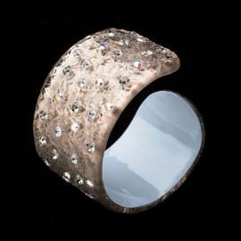 Nevada Honey Colored Cuff Bracelet