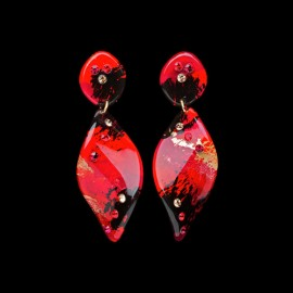 Opera Tosca Earrings